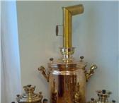 Изображение в Хобби и увлечения Антиквариат Продам большой 45-литров буфетный(трактирный) в Москве 65000