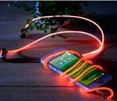 Foto в Телефония и связь Аксессуары для телефонов Светящиеся наушники Glow - множество преимуществ в Москве 1490