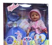 Фотография в Для детей Детские игрушки Продам куклы Baby born с аксессуарами (в в Тюмени 3890