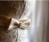 Фото в Одежда и обувь Свадебные платья Продам свадебное платье. Цвет айвори (слоновая в Нижнем Новгороде 6500