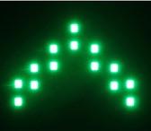 Фото в Авторынок Тюнинг Новые LED повторители поворота в зеркала в Москве 350