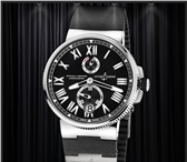 Foto в Одежда и обувь Часы Ulysse Nardin Marine Chronograph : Сертифицированный в Челябинске 5600
