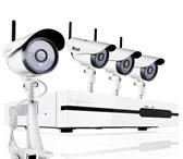 Foto в Электроника и техника Видеокамеры Предлагаем беспроводные комплекты видеонаблдения! в Москве 1