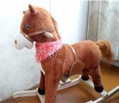 """Изображение в Для детей Детские игрушки недорого продам качалку """"Лошадь"""" (поющая), в Чите 450"""