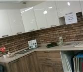 Фотография в Мебель и интерьер Кухонная мебель Фасады - пластик в ABS кромке, 2400 х 1500.Угловая. в Чебоксарах 50000