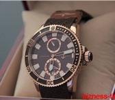 Фото в Одежда и обувь Часы продаю часы Ulysse Nardin в Москве 4000