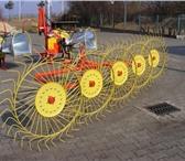 Изображение в Авторынок Косилка Грабли-ворошилки колесно-пальцевые предназанчены в Прокопьевске 37000