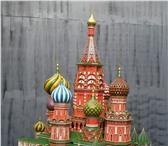 Фото в Хобби и увлечения Коллекционирование Построен в 1561 году русскими зодчими Бармой в Москве 200000