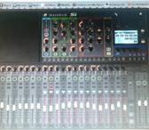 Фото в Электроника и техника Аудиотехника продаю цифровой пульт Soundcraft SI compact в Воронеже 350000