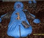 Foto в Одежда и обувь Детская одежда Продам абсолютно новый зимний комбинезон. в Новосибирске 2000