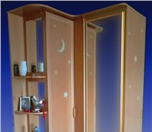 Фото в Мебель и интерьер Мебель для гостиной Продам угловой шкаф-купе в отличном состоянии в Братске 20000