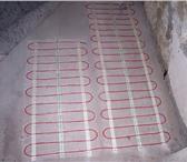 Фото в Строительство и ремонт Ремонт, отделка Нагревательные маты - это тонкий греющий в Саратове 1400