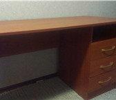 Изображение в Мебель и интерьер Мебель для детей Продам письменный стол р: 60x120, книжная в Братске 4000