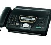Foto в Телефония и связь Стационарные телефоны Факсимильный аппарат Panasonic KX-FT72RU. в Москве 1000