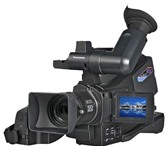 Фото в Электроника и техника Видеокамеры продаётся видеокамера Panasonic MD-10000 в Москве 30000