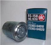Фото в Авторынок Автозапчасти Топливный фильтр VIC FC158Бесплатная доставка в Москве 700