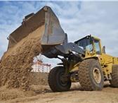 Изображение в Строительство и ремонт Строительство домов Предоставляем услуги по доставке песка (речного, в Самаре 100