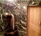 Фотография в Строительство и ремонт Отделочные материалы Плитка из змеевика используется для отделки в Москве 2650