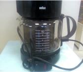 Фотография в Электроника и техника Кухонные приборы Продам кофеварку Braun,  новая,  недорого. в Нижнем Новгороде 600