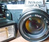 Foto в Электроника и техника Фотокамеры и фото техника Продаю комплектом профессиональный зеркальный в Подольске 19999
