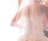 Фотография в Одежда и обувь Свадебные платья Продам красивое свадебное платье б/у. Размер в Улан-Удэ 15000