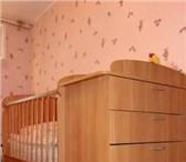 Изображение в Мебель и интерьер Мебель для детей Продам детскую кровать с комодом,  в хорошем в Перми 5000