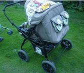 Фотография в Для детей Детские коляски Продам коляску для двойни в отличном состояние. в Самаре 7000
