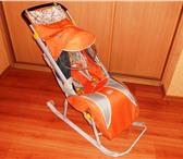 Фотография в Для детей Детские коляски Продаются санки, в хорошем состоянии. В комплекте: в Ижевске 1200