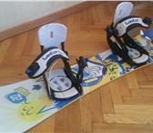 """Изображение в Спорт Спортивный инвентарь Сноуборд в отличном состоянии, фирмы """"wedze"""", в Балашихе 7000"""