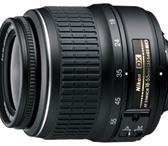 Foto в Электроника и техника Фотокамеры и фото техника Продаю объектив Nikkor 18-55mm f/3.5-5.6G в Барнауле 3800