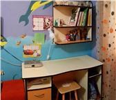 Изображение в Для детей Детская мебель Два больших шкафа с полками и шкафчиками, в Махачкале 27000