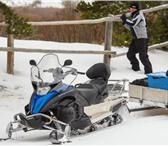 Фото в Авторынок Снегоход Вид техники: СнегоходыМодель:Yamaha Venture в Новосибирске 595800