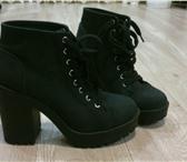 Foto в Одежда и обувь Женская обувь Удобные ботильоны 38 размер , 10 см каблук,3 в Тольятти 800