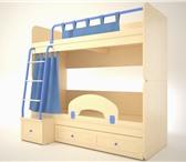 Фотография в Мебель и интерьер Мебель для детей Комплект мебели для двоих детей НЕМО состоит в Перми 26500