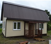 Фото в Строительство и ремонт Строительство домов изготовим и смонтируем каркасно-щитовые дома, в Туле 25000